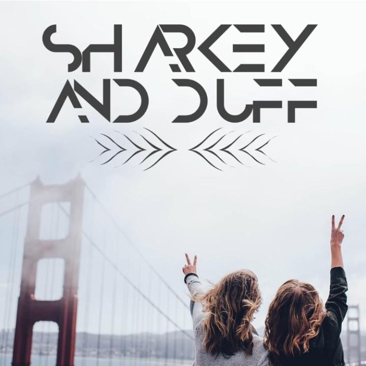 logo sharkey duff