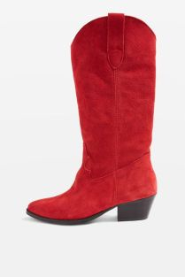 topshop devious western boot