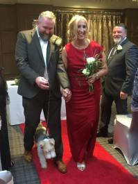 Gill said getting married was a catalyst for change