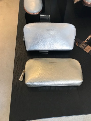 silver bags small